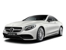 Mercedes-Benz S-Class AMG W222 (C217) Coupe