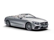 Mercedes-Benz S-Class Cabrio wheels and tires specs icon
