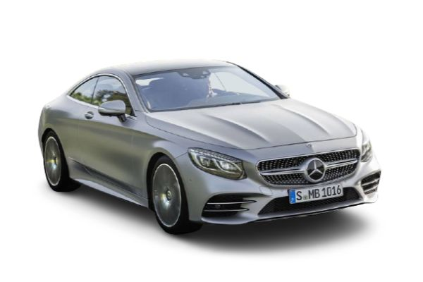 Mercedes-Benz S-Class Coupe wheels and tires specs icon
