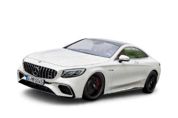 Mercedes-Benz S-Class Coupe AMG wheels and tires specs icon