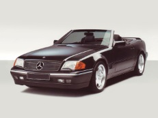 Mercedes-Benz SL-Class wheels and tires specs icon