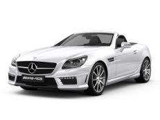 Mercedes-Benz SLK-Class AMG wheels and tires specs icon