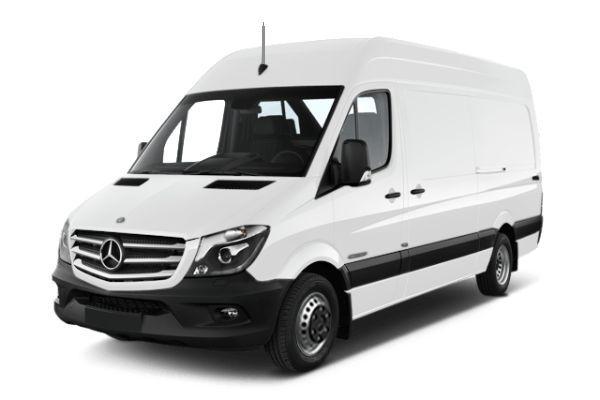 Mercedes-Benz Sprinter wheels and tires specs icon