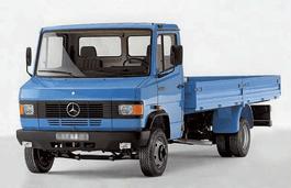 Mercedes-Benz T2 II Truck