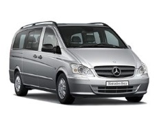 Mercedes-Benz Viano wheels and tires specs icon