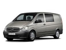 Mercedes-Benz Vito wheels and tires specs icon