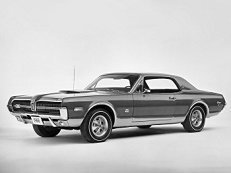 Mercury Cougar wheels and tires specs icon