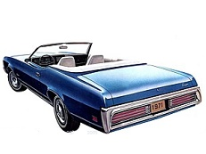 Mercury Cougar II Convertible