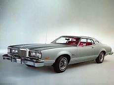Mercury Cougar III Coupe