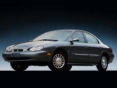 Mercury Sable wheels and tires specs icon