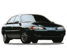 Mercury Tracer wheels and tires specs icon
