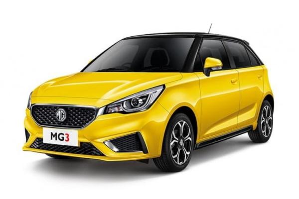 MG 3 II Facelift Hatchback