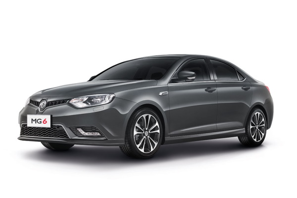 MG 6 wheels and tires specs icon
