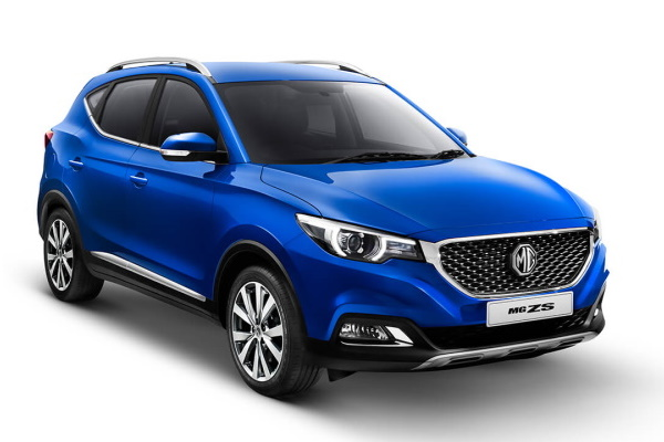 MG ZS wheels and tires specs icon