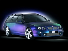 MG ZT wheels and tires specs icon