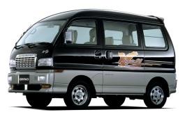Mitsubishi Bravo wheels and tires specs icon