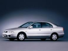 Mitsubishi Carisma wheels and tires specs icon