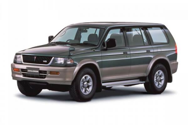 Mitsubishi Challenger PA.I Closed Off-Road Vehicle