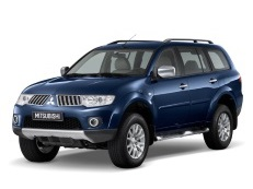 Mitsubishi Challenger wheels and tires specs icon