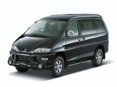 Mitsubishi Delica Space Gear wheels and tires specs icon
