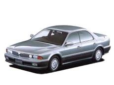 Mitsubishi Diamante wheels and tires specs icon