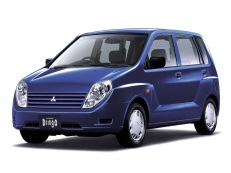 Mitsubishi Dingo wheels and tires specs icon