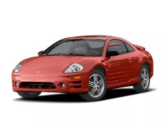 Mitsubishi Eclipse ST Coupe