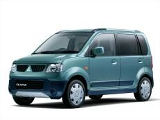 Mitsubishi eK Active wheels and tires specs icon
