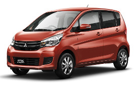 Mitsubishi eK Wagon B11 Facelift Hatchback