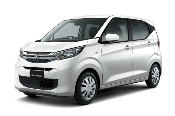 Mitsubishi eK Wagon B3 Hatchback