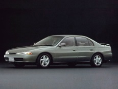 Mitsubishi Eterna wheels and tires specs icon