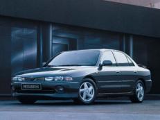 Mitsubishi Galant wheels and tires specs icon