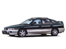 Mitsubishi Galant Sports wheels and tires specs icon