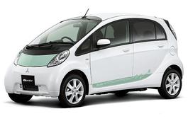 Mitsubishi i-MiEV wheels and tires specs icon