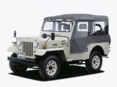 Mitsubishi Jeep wheels and tires specs icon