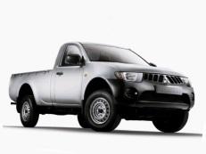 Mitsubishi L200 wheels and tires specs icon