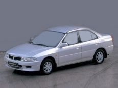 Mitsubishi Lancer wheels and tires specs icon