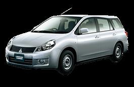 Mitsubishi Lancer Cargo wheels and tires specs icon