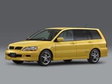 Mitsubishi Lancer Cedia Wagon wheels and tires specs icon