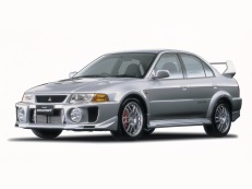 Mitsubishi Lancer Evolution wheels and tires specs icon