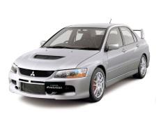 Mitsubishi Lancer Evolution CT VIII Saloon