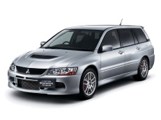 Mitsubishi Lancer Evolution CT IX Estate