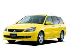 Mitsubishi Lancer Wagon wheels and tires specs icon