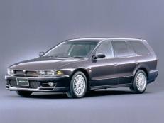 Mitsubishi Legnum wheels and tires specs icon
