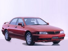 Mitsubishi Magna wheels and tires specs icon