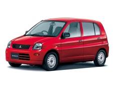 Mitsubishi Minica wheels and tires specs icon