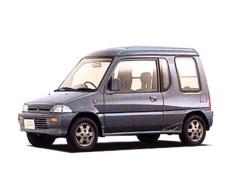 Mitsubishi Minica Toppo wheels and tires specs icon