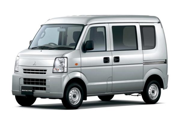 Mitsubishi Minicab Van wheels and tires specs icon