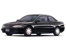Mitsubishi Mirage Asti wheels and tires specs icon