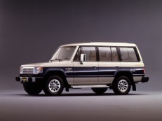 Mitsubishi Montero L040 Closed Off-Road Vehicle